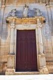 Mother Church of St. Luca. Palmariggi. Puglia. Italy. Stock Photo