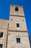 Mother Church of Torremaggiore. Puglia. Italy. Royalty Free Stock Image