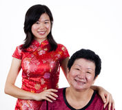 Mother & Daughter Royalty Free Stock Photos