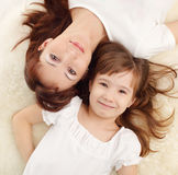 Mother with daughter Royalty Free Stock Photography