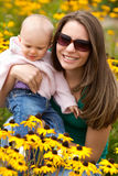 Mother Daughter Royalty Free Stock Images