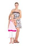 Mother daughter Stock Photos