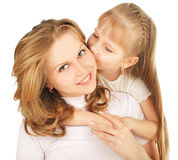 Mother with daughter Stock Photo