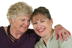 Mother And Daughter 2. Mother and daughter enjoying quality time together Stock Photo