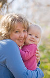 Mother Daughter Royalty Free Stock Photo