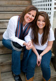 Mother Daughter Day Stock Photos