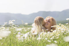 Mother with daughter Royalty Free Stock Image