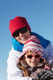 Mother And Daughter Having Fun Royalty Free Stock Photo