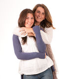 Mother and daughter love Stock Photography