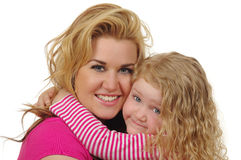 Mother Daughter Stock Images