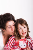 Mother-daughter-relationship Royalty Free Stock Photo