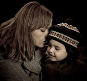 Mother and daugther Royalty Free Stock Image