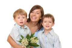 Mother Day Royalty Free Stock Images