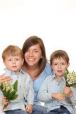 Mother Day Royalty Free Stock Photography