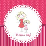 Mother day Royalty Free Stock Photo