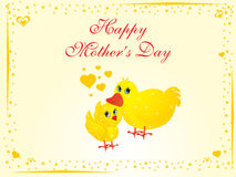 Mother day background Stock Photos