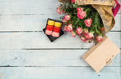 Mother Day Background Royalty Free Stock Photography