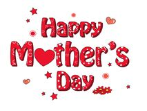 Mother day background Stock Photo