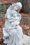Mothers Little Angel Stock Image