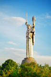 Mother of the Fatherland In Kiev, Ukraine Stock Photography