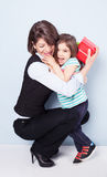 Mother gift Royalty Free Stock Photography
