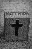 Mother Headstone Royalty Free Stock Photos