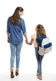 My first day of School Royalty Free Stock Images
