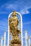 Mother Kuan Kwan Im Buddha Stock Photo