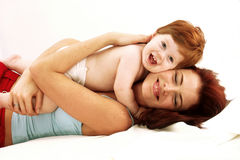 Mother love. Royalty Free Stock Photos