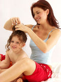 Mother love. Royalty Free Stock Photography