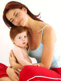 Mother love. Royalty Free Stock Photo