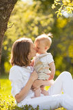 Mother love Royalty Free Stock Images