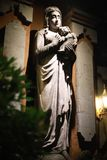 This a mother maria statue royalty free stock photos