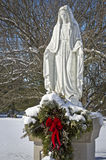 Mother Mary Stock Photo