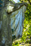 Mother Mary Christianity Religion in Nature Stock Photo