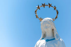 Mother Mary. Statue of the Mother Mary Royalty Free Stock Photography