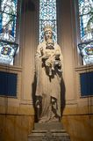 Mother Mary Statue Stock Photography