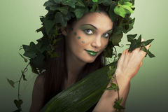 Mother nature Royalty Free Stock Photos
