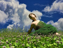 Mother Nature Stock Photography