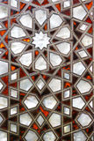 Mother-of-pearl inlay in Topkapi Palace, Istanbul Royalty Free Stock Photos