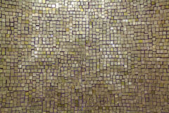Mother-of-pearl mosaic background Royalty Free Stock Image