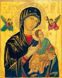 Mother Of Perpetual Help, Icon Stock Images