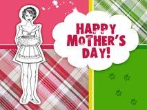 Mother's card Stock Photos