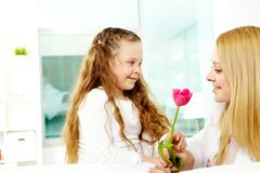 Mother�s day Stock Images
