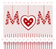Mother´s day Royalty Free Stock Photography