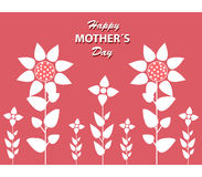Mother´s day stock illustration