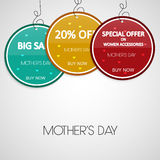 Mother`s Day background Stock Photography