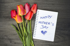 Mother's Day background Royalty Free Stock Photos
