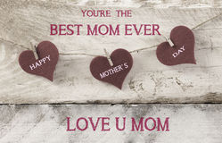 Mother's day Royalty Free Stock Photos