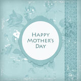 Mother's day card Stock Image